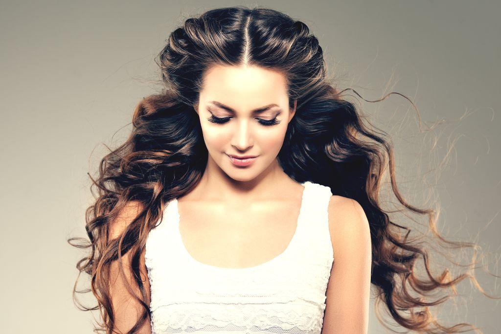 Länge und Qualität des Haares sind beim Verkauf entscheidend.