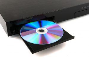 CDs und DVDs sind einfach zu verkaufen.