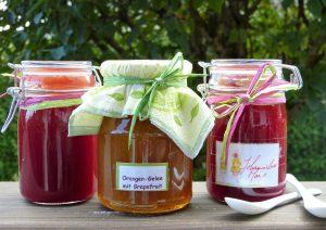Der Verkauf selbstgekochter Marmelade ist mit einigen Vorgaben verknüpft.