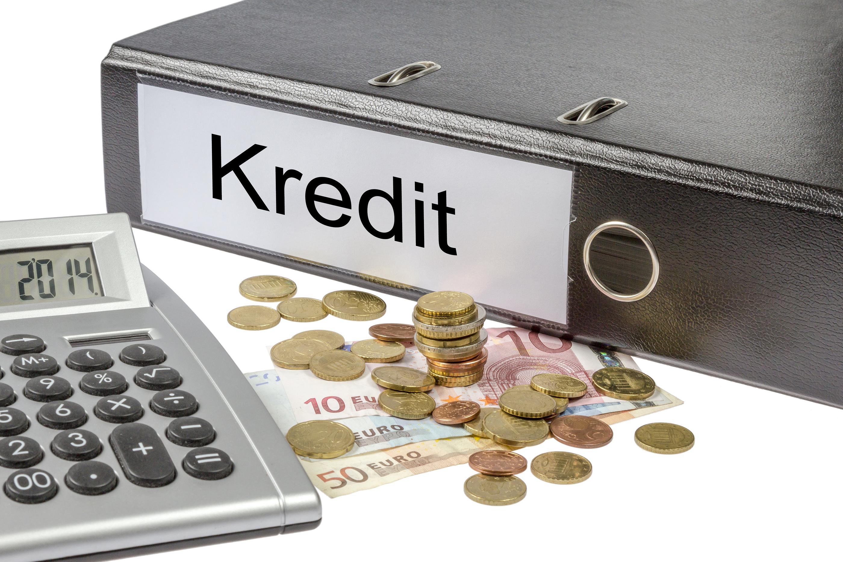 Wer einen Kredit aufnimmt, muss vorher genau kalkulieren.